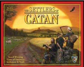 Best Family Game - Settlers of Catan
